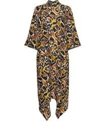 day glide jurk knielengte multi/patroon day birger et mikkelsen