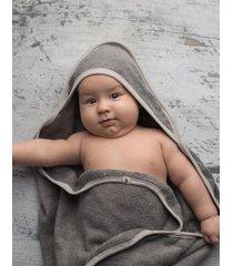 ręcznik bambusowy z kapturem