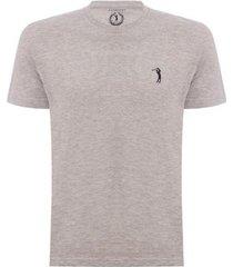 camiseta aleatory lisa masculina