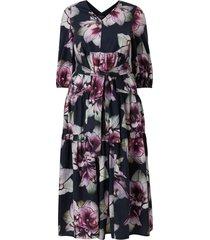 maxiklänning slfesther 3/4 ankle dress
