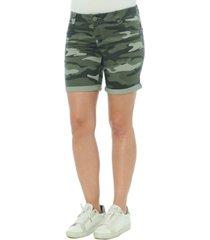 "women's ""ab"" solution roll cuff 7"" shorts"