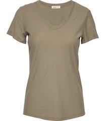 lr-any t-shirts & tops short-sleeved grön levete room
