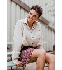 ambika blouse zand tatum