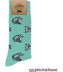 par media verde menta - lemur