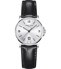 reloj  certina ds caimano lady c017.210.16.037.00 mujer