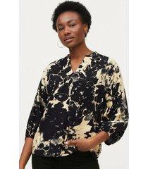 blus slripley blouse 3/4