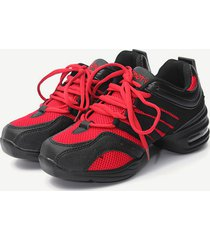 scarpe sportive di jazz di ballo casuale
