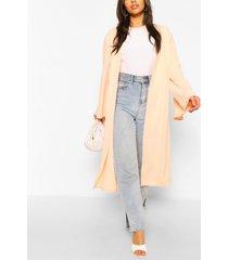 wide sleeve kimono, pink