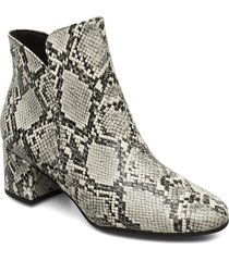 woms boots shoes boots ankle boots ankle boots with heel multi/mönstrad tamaris