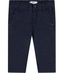 hugo boss blue trouser for babyboy