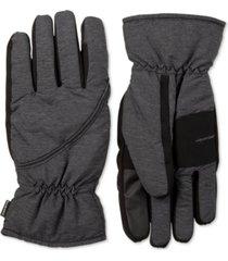 isotoner signature sleek heat waterproof gloves