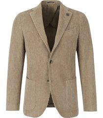 straight corduroy jacket
