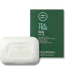 paul mitchell tea tree body bar sabonete 150g - tricae