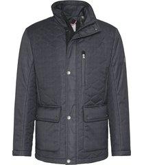 bugatti jas donkerblauw opgestikte zakken