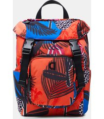 backpack trekking tropical - orange - u