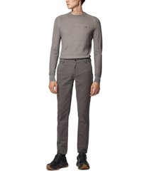 boss men's akustor lightweight virgin wool sweater