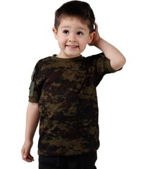 camiseta treme terra ranger verde - verde - menino - dafiti