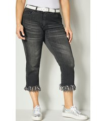 7/8-jeans angel of style antraciet