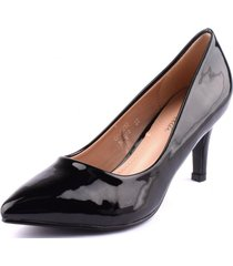 zapato formal fannie negro weide