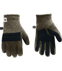 guantes gordon etip verde the north face