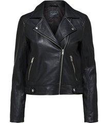 16071712 slfkatie leather jacket