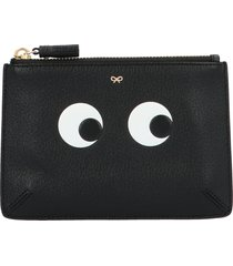 anya hindmarch loose pocket eyes pouch