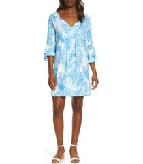 women's lilly pulitzer azita tunic dress