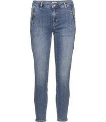 jeans relaxed 7/8 jeans raka jeans blå coster copenhagen