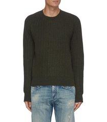 crewneck hawthorne knit sweater