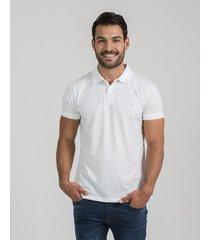 chomba blanca brooksfield pima jersey