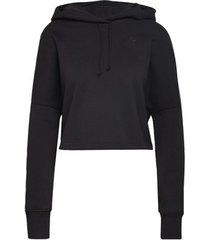 sweater adidas adicolor 3d trefoil cropped hoodie
