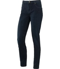 brams paris dames jeans lily lengte 30 stretch dark blue