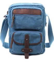 tsd brand sun smell canvas crossbody bag