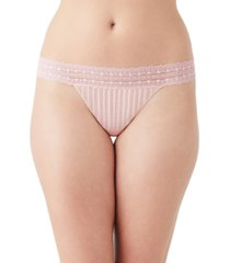b.tempt'd women's well suited thong underwear 979242