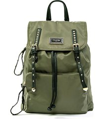 mochila verde tropea alda