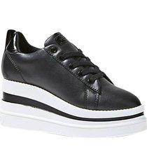 guess sneakers con zeppa keenie