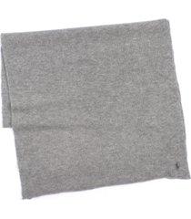 polo ralph lauren men's spa icon thermal wrap scarf