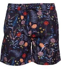 fleur d'été swim shorts badshorts blå les deux