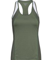 block tank w borg w borg t-shirts & tops sleeveless grön björn borg