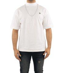 ambush chain t-shirt white black