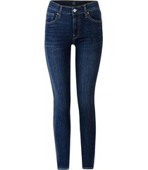 jeans true skinny medium indigo azul gap