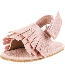 sandalia rosa john stone flecos