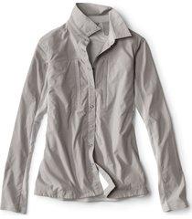 women's pro hybrid long-sleeved shirt