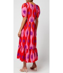 rhode women's nisha dress - ikat - xs
