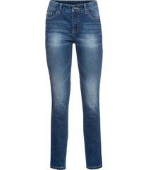 jeans skinny con bande laterali (blu) - rainbow