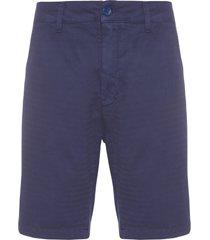 bermuda masculina barcelona - azul