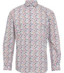 bs putman skjorta casual multi/mönstrad bruun & stengade