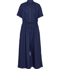 heddieiw jumpsuit jumpsuit blauw inwear