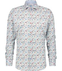 a fish named fred 22.02.033 shirt butterflies white white multicolor -