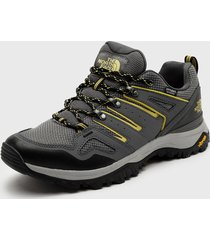 zapatilla m hedgehog fastpack ii wp gris the north face